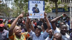 Kenya Supreme Court nullifies presidential election, orders new vote