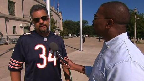 NFL fans split over anthem controversy