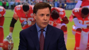 Bob Costas on NFL protests (full interview)