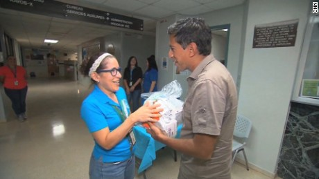 Dr. Sanjay Gupta: Puerto Rico has medical supplies -- why must doctors fight for them?