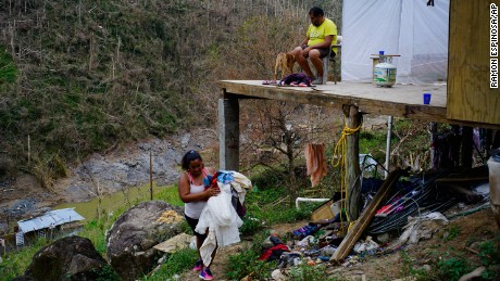 Image result for Puerto Rico's nightmare recovery