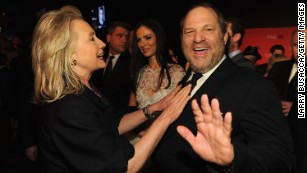 Cillizza: It took Hillary Clinton five days to issue this statement about Harvey Weinstein