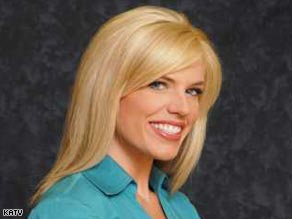 Anne Pressly, 26, was a popular morning news anchor at KATV-TV in Little Rock, Arkansas.