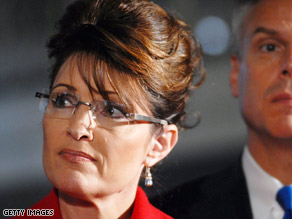 Alaska Gov. Sarah Palin reportedly apologized for possibility that fire was related to her nomination.
