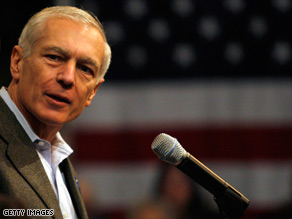 Retired Gen. Wesley Clark, who ran for president in 2004 questioned John McCain's qualifications Sunday.