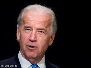 Delaware Sen. Joe Biden is Sen. Barack Obama's choice to be his vice-presidential running mate.