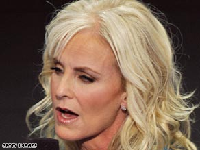 Cindy McCain traveled to Rwanda last year for ONE.