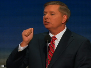 South Carolina Sen. Lindsey Graham says Barack Obama doesnt get it.  (CNN)