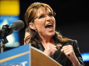 Palin is supporting 'maverick of the Senate' John McCain in his Arizona re-election bid.