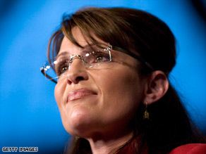 New polls suggest just under half the American public have an unfavorable opinion of Palin.