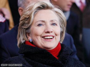 Sen. Hillary Clinton has been mentioned as a candidate for Obama's secretary of state, sources say.