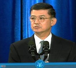 Obama names Shinseki as choice for VA chief
