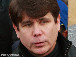 Illinois Gov. Rod Blagojevich was arrested on federal conspiracy charges Tuesday.