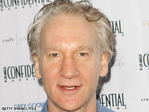"Bill Maher is the host of ""Real Time with Bill Maher,"" which airs on Friday nights on HBO."