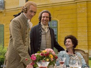 "HBO's ""John Adams"" has won 11 Emmys overall. The miniseries received 23 nominations."