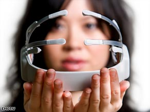 the EPOC headset is a breakthrough in brain - computer interfaces.