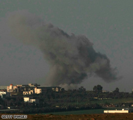Gaza deaths rise in Israeli strikes