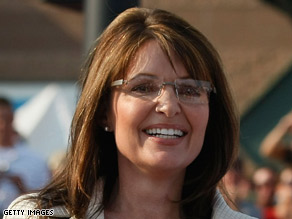 Holmes: Palin appears to be a woman who knows who she is.