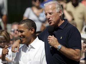 Despite his campaign schedule, Joe Biden is still teaching his law school class.