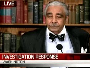 Rangel is not resigning.