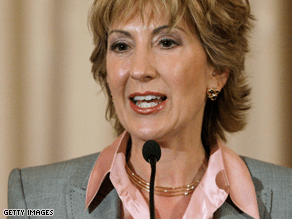 Fiorina is a top aide to McCain.