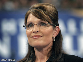 Sarah Palin explained why she won't be at a rally in New York next week.