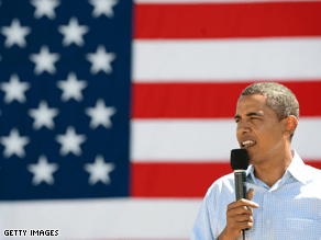 Obama has the advantage in Michigan, according to a new CNN poll of polls.