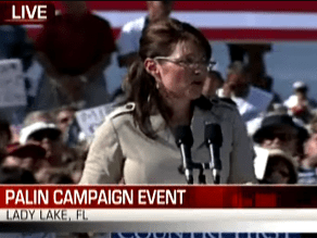 Watch Palin's event on CNN.com/live.
