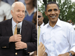 Obama and McCain are starting to prepare for the upcoming debates.