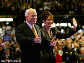 A powerful gun rights groups has announced it will endorse Sen. John McCain and Gov. Sarah Palin.