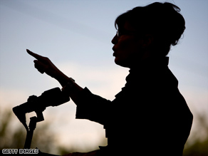 Palin's attacks on Obama have turned to the subject of Iraq.