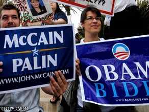 Some conservatives say Americans may want to keep their government divided.