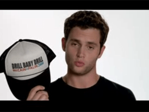 Actors from the show Gossip Girl are staring in a new anti-McCain ad