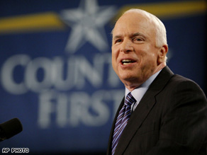 Will McCain offer tax cuts for outsourcing?