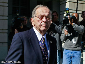 A jury found Alaska Sen. Ted Stevens guilty Monday on federal charges of making false statements on Senate disclosure forms.