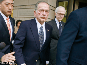 Stevens is not seeking a pardon.