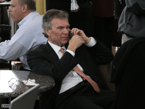Daschle is looking forward to his job in the Obama administration.