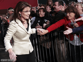 Karl Rove says it remains to be seen what Palin's future has in store.