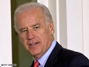 Vice President-elect Joe Biden said he received a promise from Obama before he accepted the offer to join the ticket.