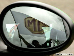 MG Rover collapsed despite a lengthy campaign by its workers to keep the company open.