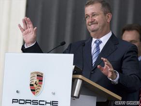 Former Porsche CEO Wendelin Wiedeking is being investigated by German prosecutors.