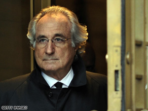 Bernard Madoff is under 24-hour house arrest in his Upper East Side luxury apartment.