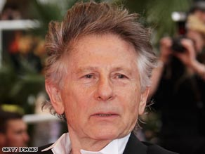 Academy Award-winning director Roman Polanski hasn't left France in 30 years because of a U.S. fugitive warrant.