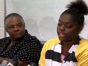Grandmother Linda Tye wants to fight the charges against her granddaughter, Tatiana Tye, in court.