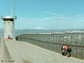 Some of the nation's most high-profile federal inmates are housed at the Supermax prison in Colorado.