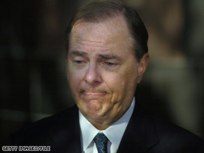 Jeffrey Skilling was convicted on 19 counts of fraud and conspiracy relating to the Enron collapse.