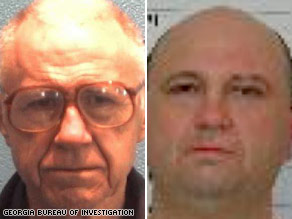 Paul Faulkner, 83, and his son, Michael Smith, were convicted in a drug smuggling ring in north Georgia.