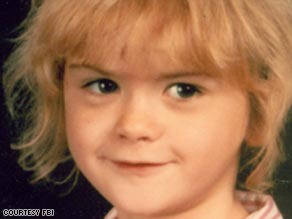 April Tinsley, 8, abducted in Fort Wayne, Indiana, was raped and killed 21 years ago. The case was not solved.