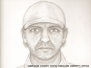 Police say the suspect may be driving a light-gray or champagne tan 1991-1994 two-door Ford Explorer.