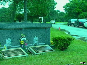 Dozens of graves at Burr Oak Cemetery were desecrated by workers as part of a financial scheme, authorities say.